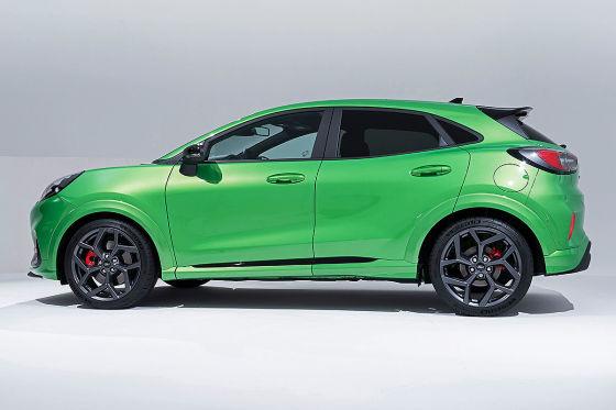 Der 200 PS starke Puma ST ist ein Fiesta ST im SUV-Gewand