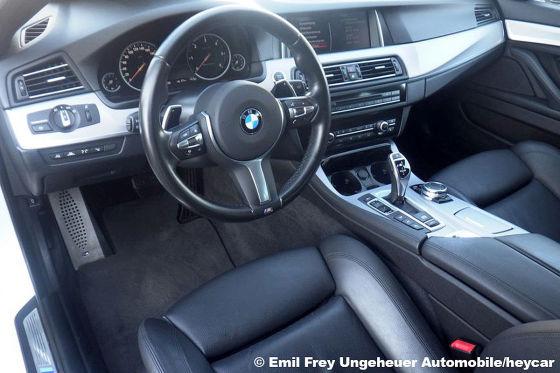 BMW M550d Touring: Gebrauchtwagen, Preis, Leistung