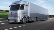Mercedes eActros LongHaul (2024): Elektro-Lkw