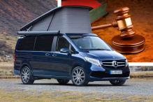 Mercedes Camper: Wohnmobil, Van, Diebstahl, Betrug