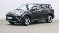Toyota RAV 4 4x4 Hybrid (2016): gebraucht