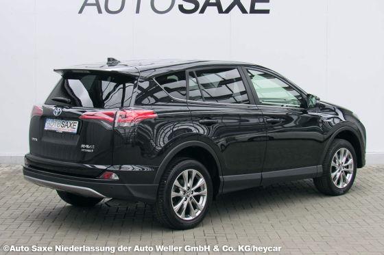 Zuverlässiges Hybrid-SUV von Toyota zum fairen Preis