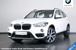 BMW X1 xDrive20d: Gebrauchtwagen