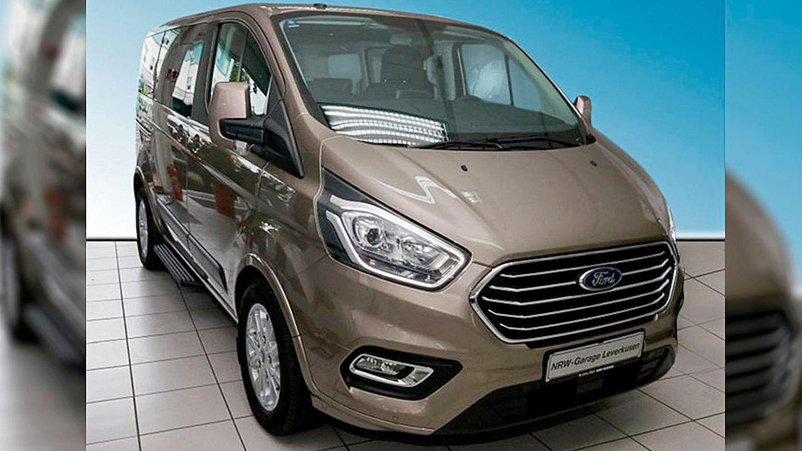 Ford Tourneo Custom (2019): gebraucht - Preis - kaufen ...