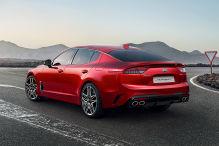 Kia Stinger GT Facelift (2020):