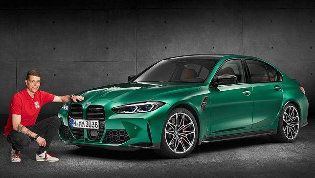 Der neue BMW M3 lädt zum Driften ein wie nie zuvor!