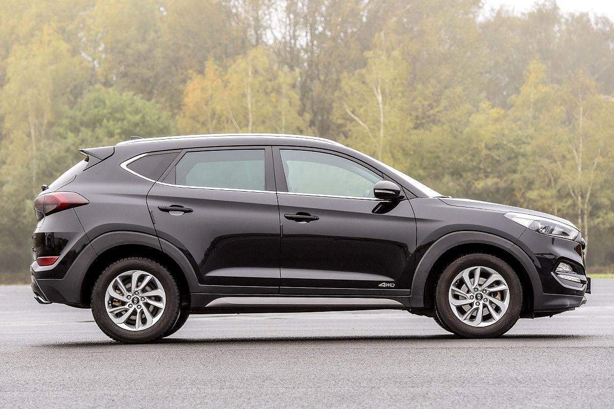 TÜV-Report: gebrauchte SUVs kaufen