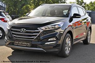 Hyundai Tucson 1.7 CRDi: gebraucht