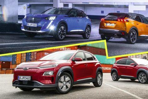Verbrenner gegen Elektro-Auto: Vergleich, Golf 8, Test, BILDplus
