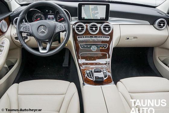 Mercedes C 400 T-Modell (S 205) mit 333 PS: Preis, gebraucht, kaufen