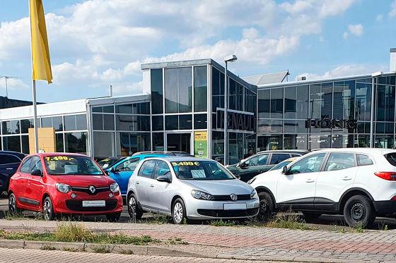 Werkstatt-Test: Renault