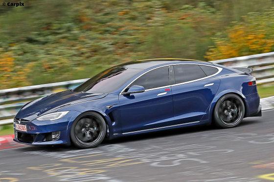 Super-Tesla mit 1100 PS und 840 Kilometern Reichweite schon bestellbar
