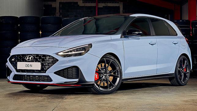 280 PS im frischen Hyundai i 30 N Performance