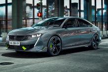 Neue Sport-Version des Peugeot 508
