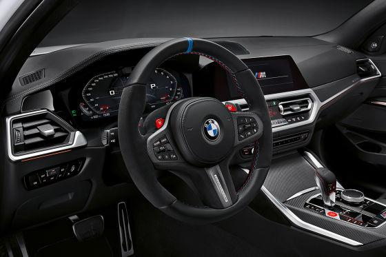 Carbon-Teile und Klappenauspuff im Lexus-Stil für BMW M3 und M4