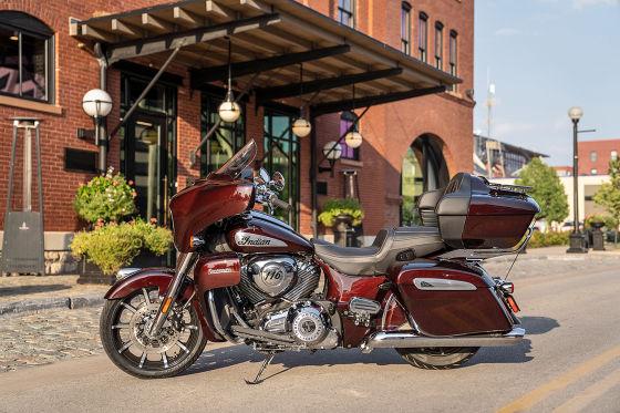 Indian Vintage Dark Horse/Roadmaster Limited: neue Motorräder 2021