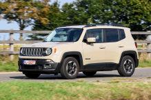 Jeep Renegade: Gebrauchtwagen-Test