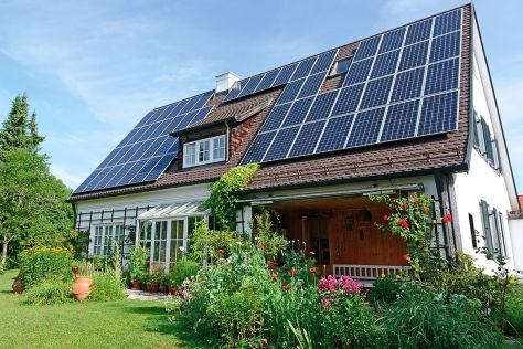 Nachhaltige Energieversorgung von sonnen