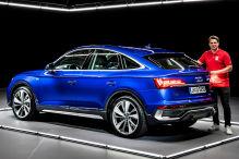 Wir zeigen was am Audi Q5 Sportback neu ist