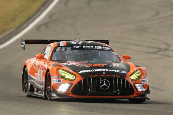 Mercedes auf der Pole!