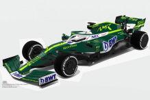 Formel 1: Aston Martin gibt Vollgas
