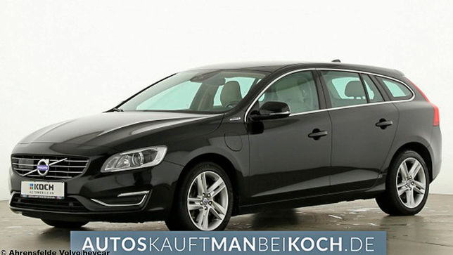 Top ausgestatteter Volvo V60 Hybrid unter 20.000 Euro