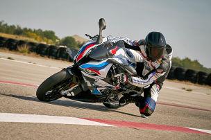 So scharf ist BMWs erstes M-Motorrad