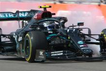 Formel 1: Bottas dominiert Trainingsauftakt