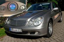 Mercedes E 200 CDI (W211): Dauerl?ufer, Gebrauchtwagen, Motor
