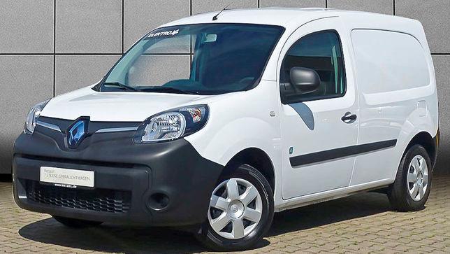Elektrischer Renault Kangoo unter 6000 Euro