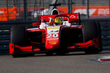 Formel 2: Schumi jr siegt in Sotchi