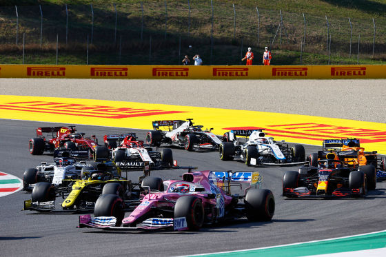 Viel Lob für den neuen F1-Boss