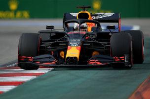 Formel 1: Verstappen Zweiter