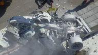Formel 2: Mega-Crash in Sotchi
