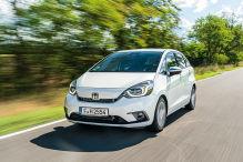 Honda Jazz e:HEV: Test, Motor, Preis