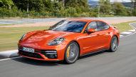 Porsche Panamera Turbo S Facelift: Test