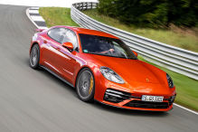 Porsche Panamera Turbo S: Test, Motor, Preis