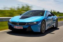 BMW i8: Gebrauchtwagen-Test