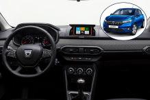 Im neuen Dacia Sanders wird das Smartphone zum Infotainment