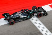 Formel 1: Hamiltons Vertragsverlängerung