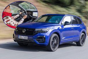 VW Touareg R (2020): Test