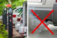 Aus für Autos mit Verbrennungsmotor ab 2030: Diskussion