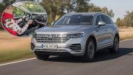 VW Touareg eHybrid (2020): Test