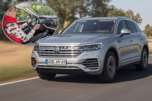 VW Touareg eHybrid (2020): Test, Preis, Hybrid, Anhängelast