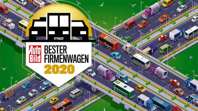 Der AUTO BILD Firmenwagen Award 2020