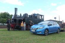E-Auto Nissan Leam im Dauertest (BILDplus)