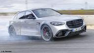 Mercedes-AMG S 63 4Matic+ (2021): Vorschau