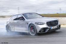 Mercedes-AMG S 63 4Matic+ (2021): Bild, Hybrid, PS, Marktstart