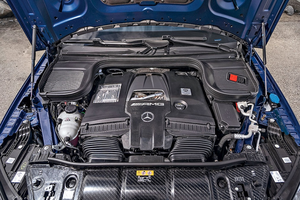 Mercedes-AMG GLS 63 S