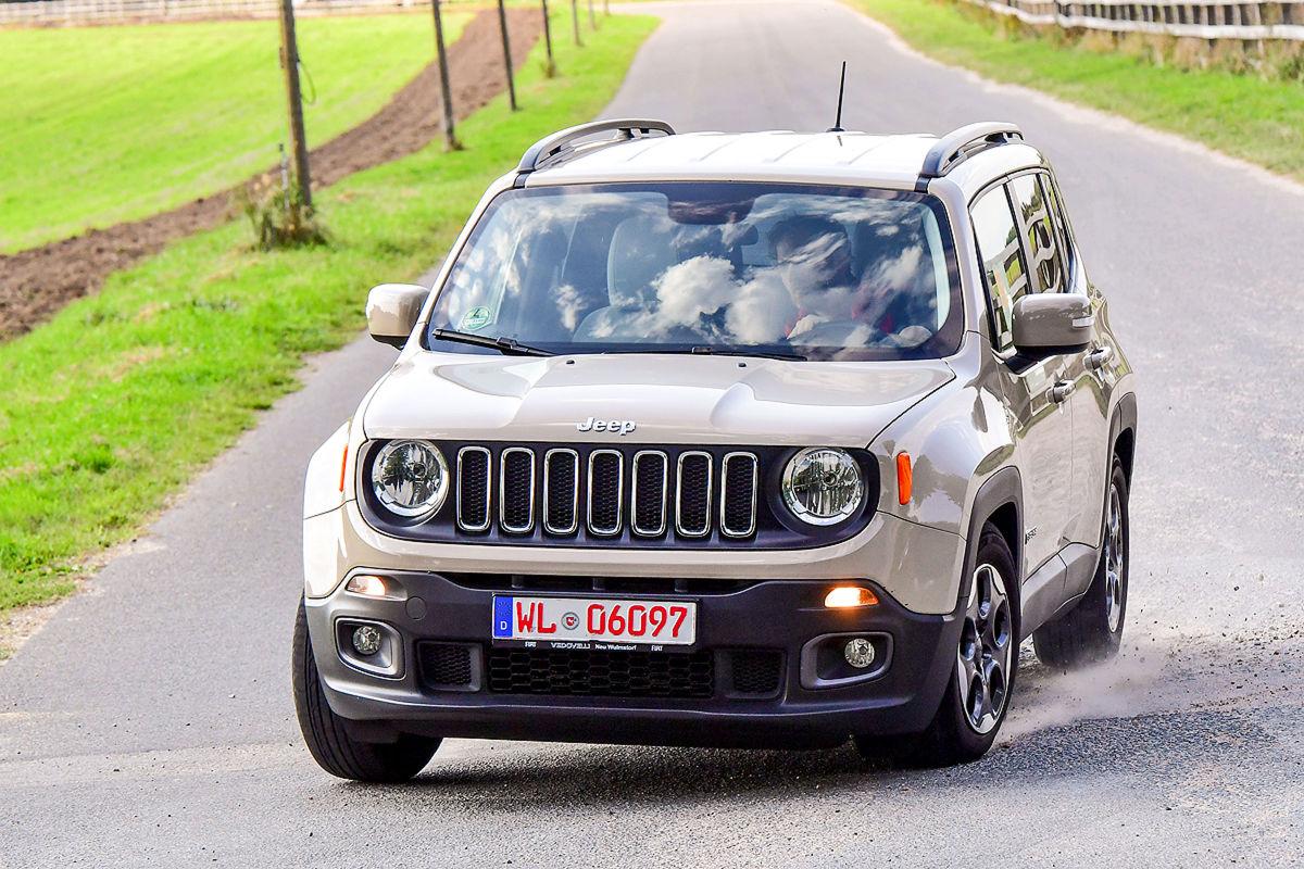Gebrauchtwagen-Test Jeep Renegade